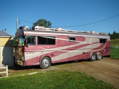 Recreational Vehicles (RVs)